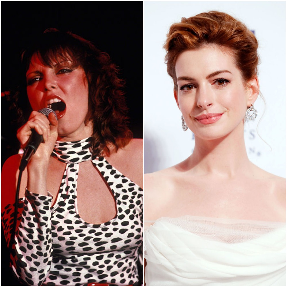 How About A Pat Benatar Biopic Starring Anne Hathaway?