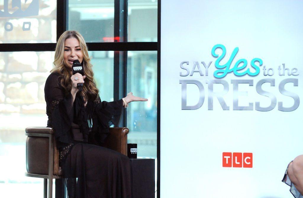 Pnina Tornai - 'Say Yes To the Dress'