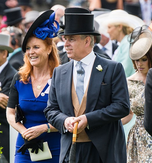 Sarah Ferguson Reveals Why She Was So Upset About Being Banned From Prince William and Kate Middleton's Wedding - The Reports