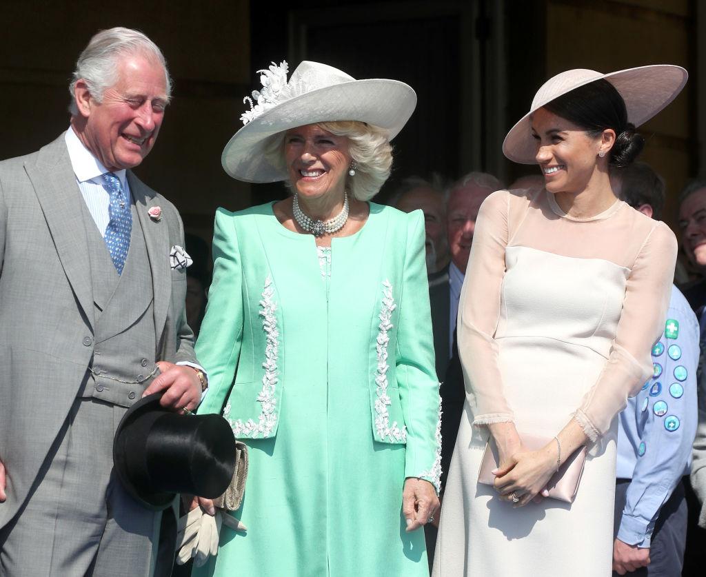 Prince Charles, Meghan Markle, Camilla Parker Bowles