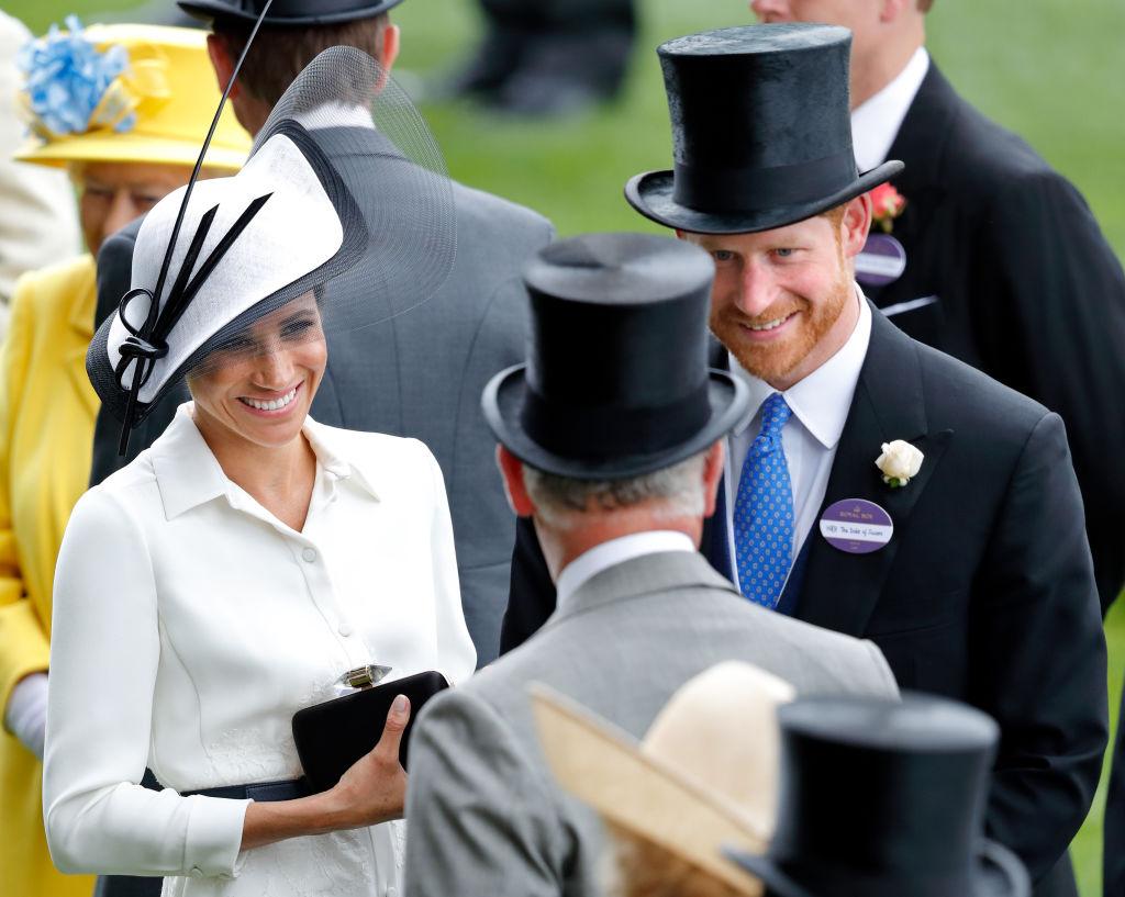 Prince Harry, Meghan Markle, Prince Charles