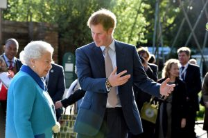 How Close Are Queen Elizabeth and Prince Harry?