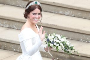Royal Fans Haven't Been Pronouncing Princess Eugenie's Name Right
