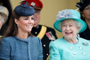 Queen Elizabeth Bestowed Kate Middleton With This Prestigious Honor on Her Wedding Anniversary