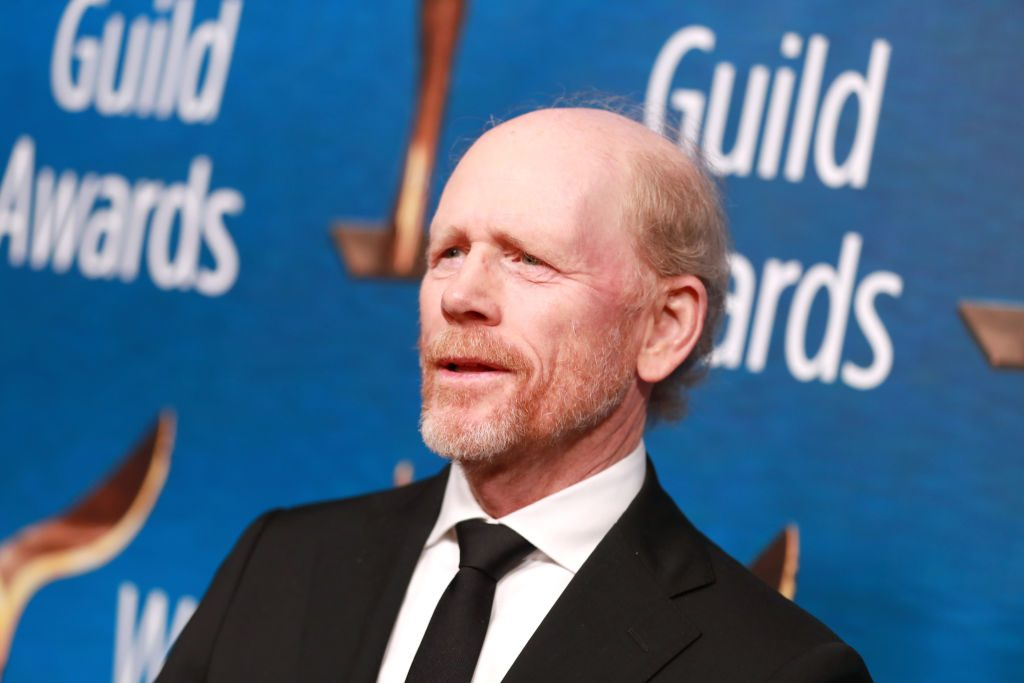 Ron Howard|Rich Fury/Getty Images for WGAw