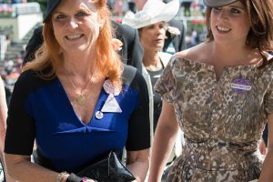 What Nickname Does Princess Eugenie Have For Her Mother Sarah Ferguson?