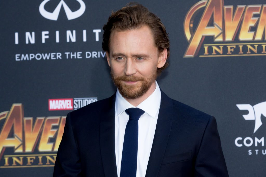 Tom Hiddleston| Greg Doherty/Patrick McMullan via Getty Images