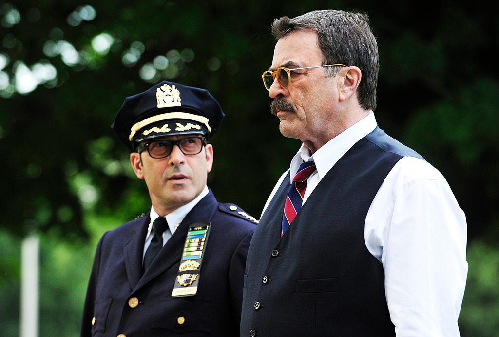 Tom Selleck on Blue Bloods|John Paul Filo/CBS via Getty Images