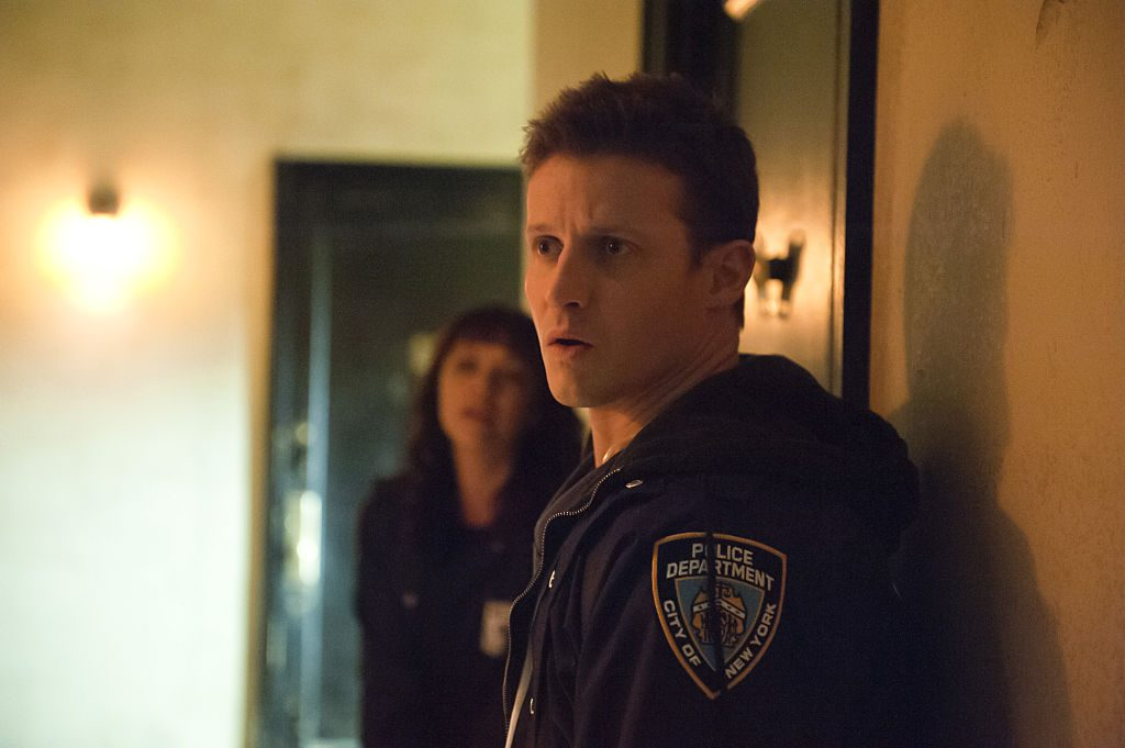 Will Estes as Jamie Reagan on Blue Bloods| Jojo Whilden/CBS via Getty Images