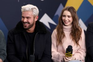 Zac Efron Says He Was 'Blown Away' By Lily Collins's Performance in 'Extremely Wicked, Shockingly Evil and Vile'