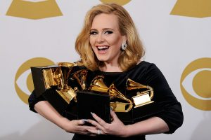Is Adele Working on a Post-Divorce Album?