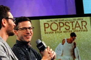 When Did Andy Samberg's 'Popstar' Come Out?