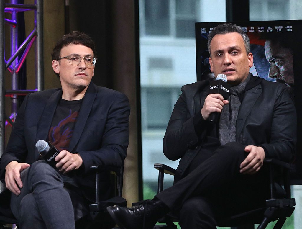 Anthony Russo and Joe Russo