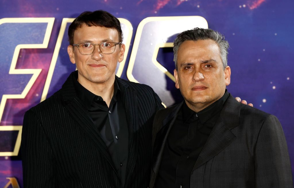 """Anthony and Joe Russo """"Avengers Endgame"""" UK Fan Event - Arrivals"""