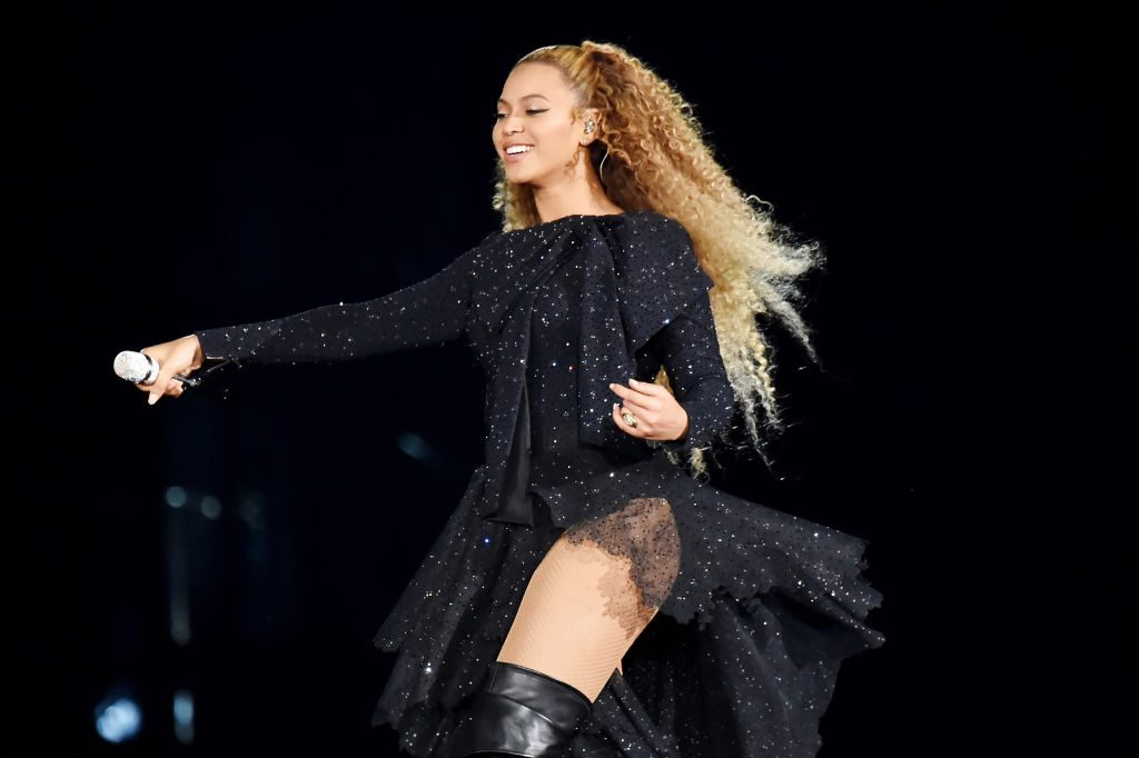 Beyoncé Lands $60 Million Netflix Deal