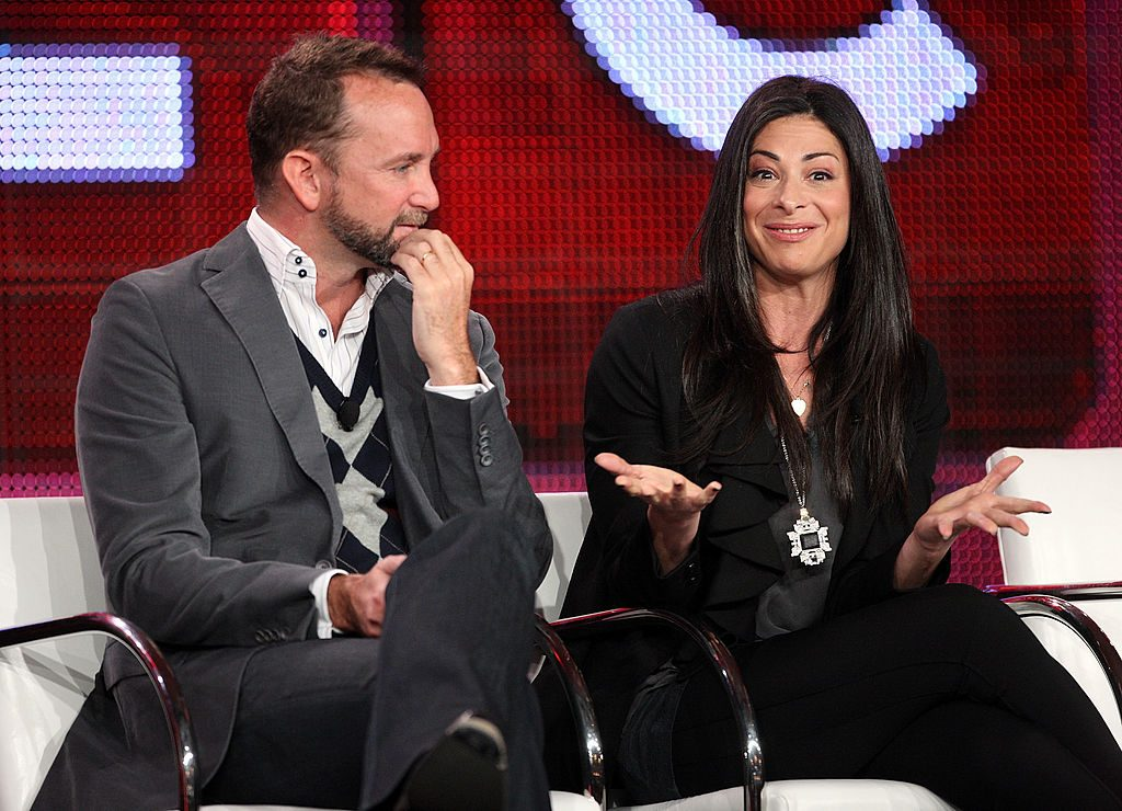 Clinton Kelly and Stacy London