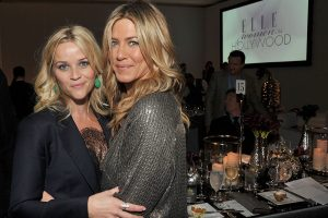 Are Jennifer Aniston and Reese Witherspoon Friends?
