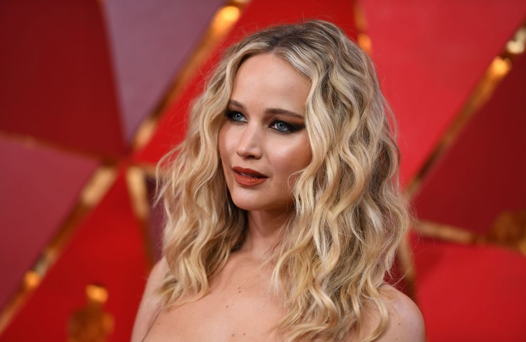 Jennifer Lawrence throws engagement party days before her wedding