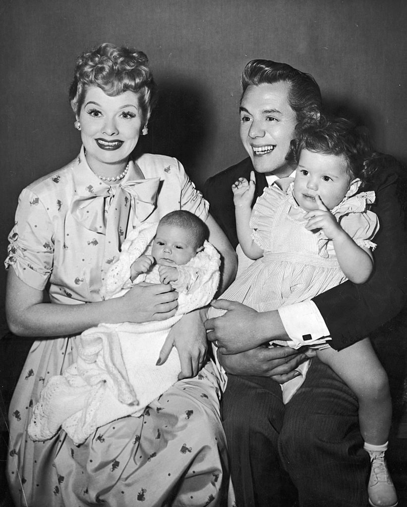 Dark Secrets You Never Knew About Lucille Ball And Desi