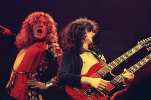 That Time Led Zeppelin's Tour Manager Pulled a Gun on Reporters