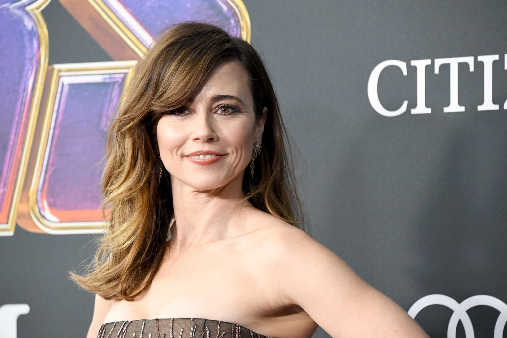 Linda Cardellini attends the world premiere of Avengers: Endgame at the Los Angeles Convention Center on April 22, 2019