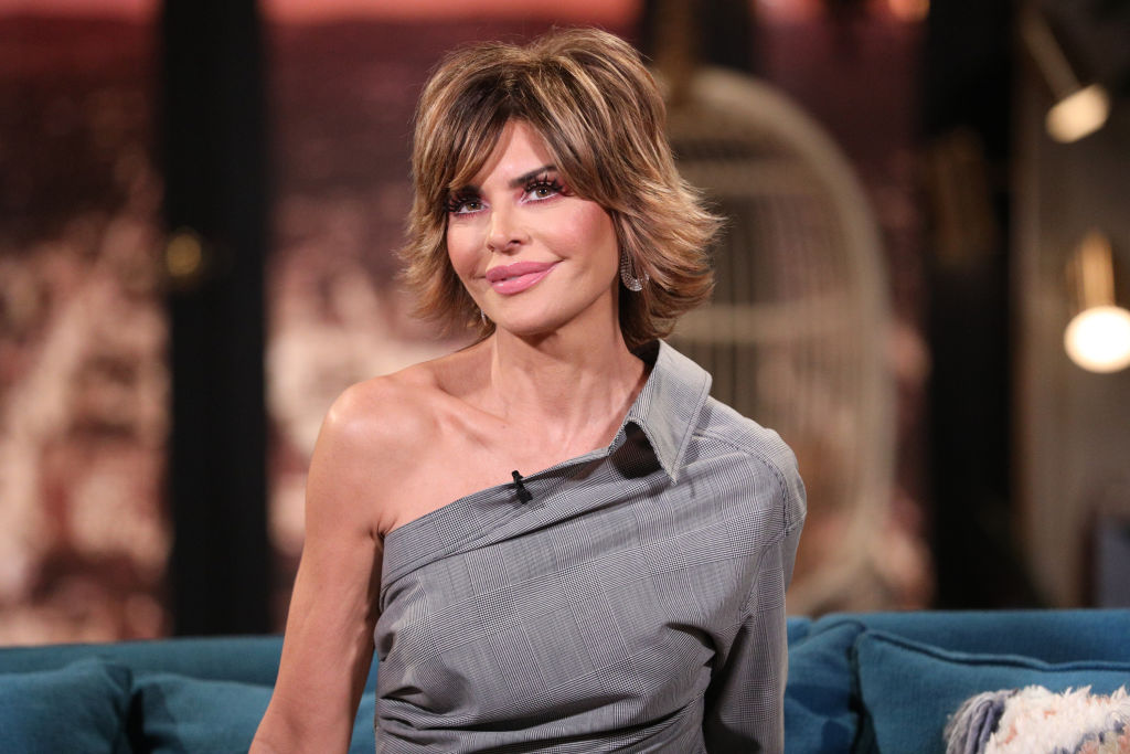 Lisa Rinna From Rhobh Tries To Squash Cheating Rumors With