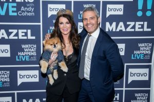 Lisa Vanderpump and Andy Cohen Spill a Little Tea About the 'Vanderpump Rules' Reunion