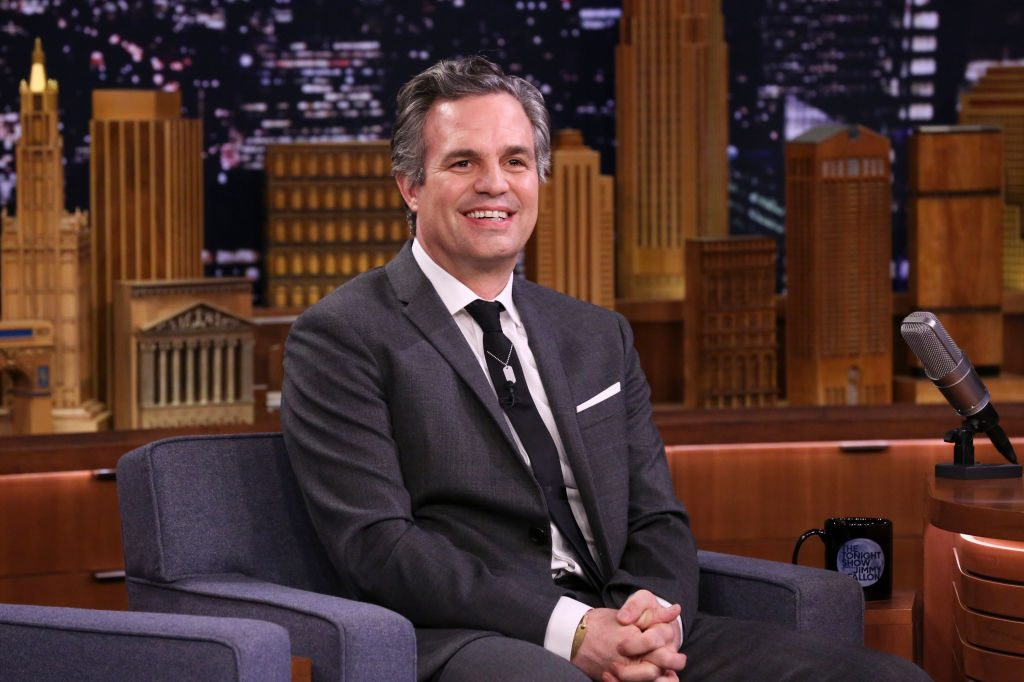 Mark Ruffalo on The Tonight Show Starring Jimmy Fallon