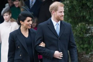 Was Baby Sussex's Name Revealed on the Royal Family Website? Palace Denies Leak