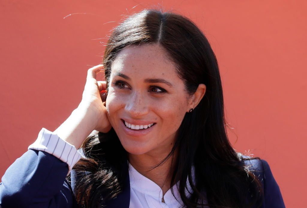 Meghan Markle and Prince Harry visit Morocco