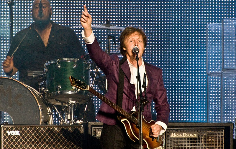 Is Paul McCartney Still Making Millions Every Time He Performs?