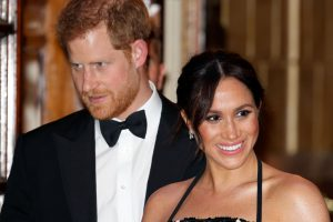 Why Prince Harry and Meghan Markle Could Choose This Baby Name Inspired by Princess Diana