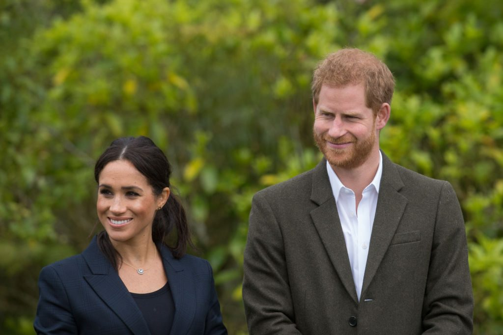 Prince Harry and Meghan Markle, The Duke And Duchess Of Sussex Visit New Zealand - Day 3