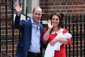 Prince Louis Photos Mark First Birthday: He Looks Just Like Dad Prince William