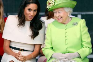 The Queen Was the First to Visit Prince Harry and Meghan Markle at Frogmore Cottage