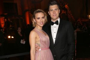 How Did Scarlett Johansson and Colin Jost Meet?