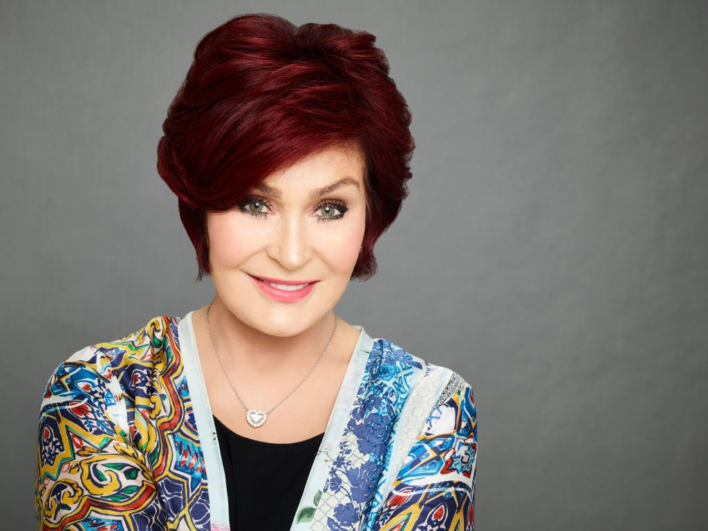 Promo photo of Sharon Osbourne