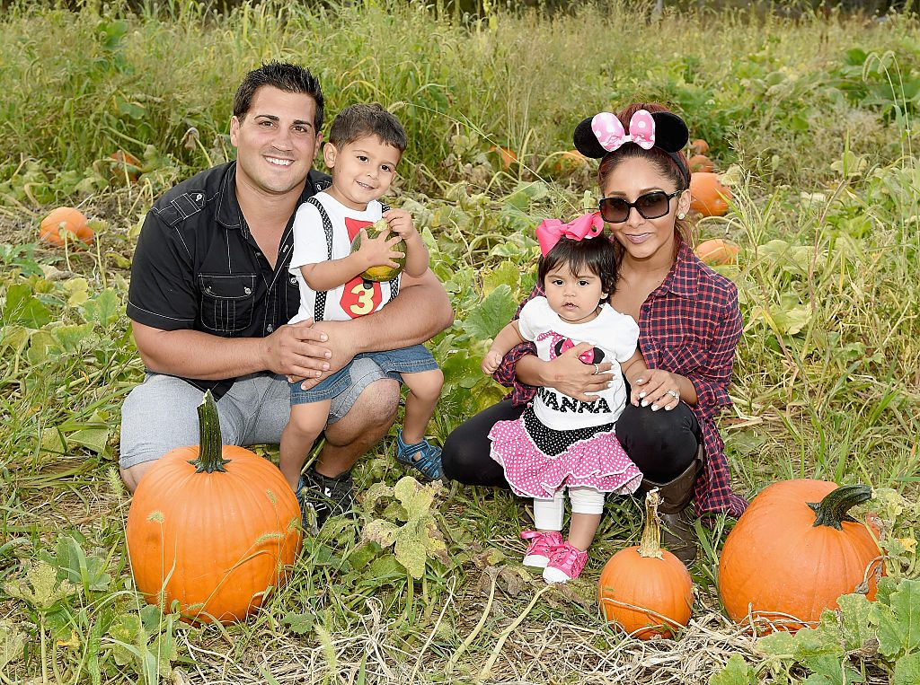 Snooki and family