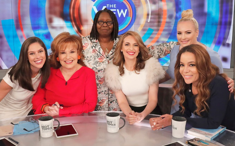 Which Co-Host of 'The View' Gets Paid the Most for the Show?
