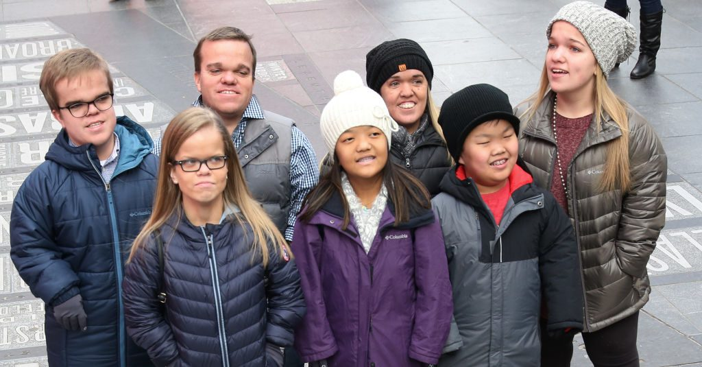 The Johnstons in NYC