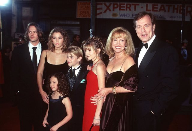 '7th Heaven' cast