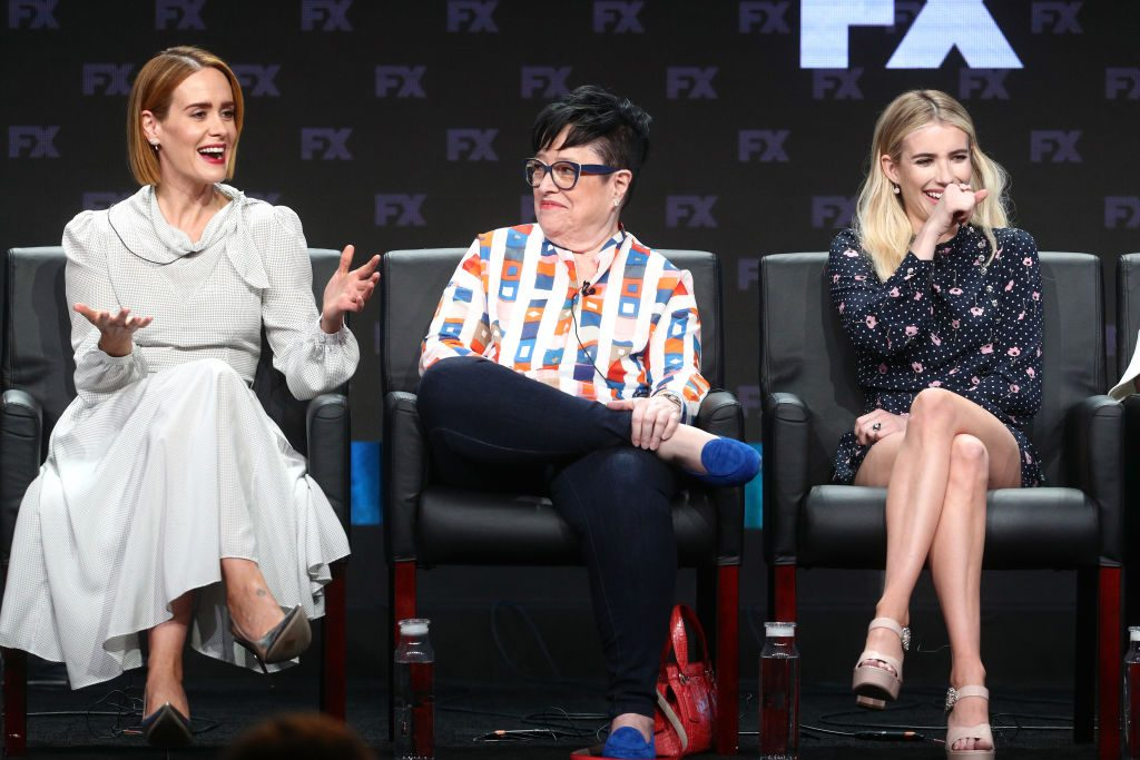 American Horror Story women of the cast