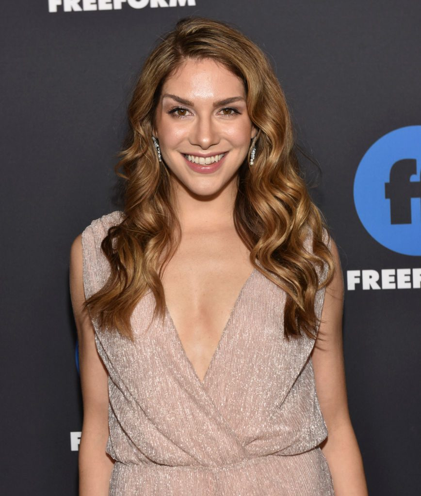 Dancer Allison Holker