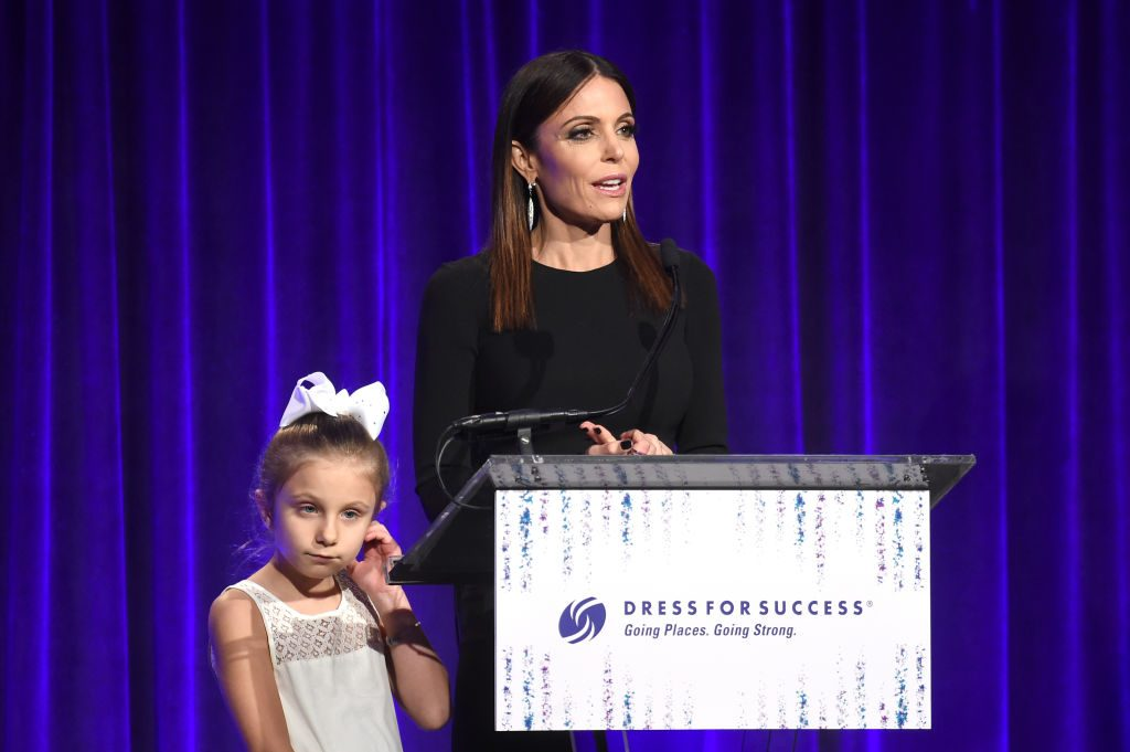 Bethenny Frankel and daughter Bryn|Jamie McCarthy/Getty Images for Dress for Success Worldwide