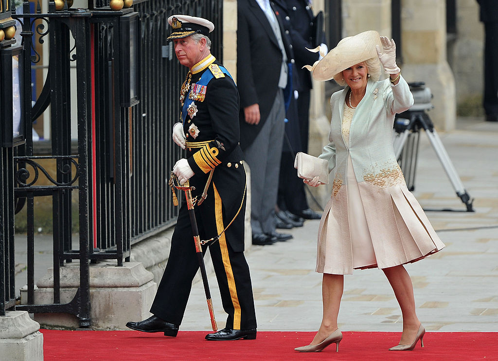 Camilla Parker Bowles and Prince Philip