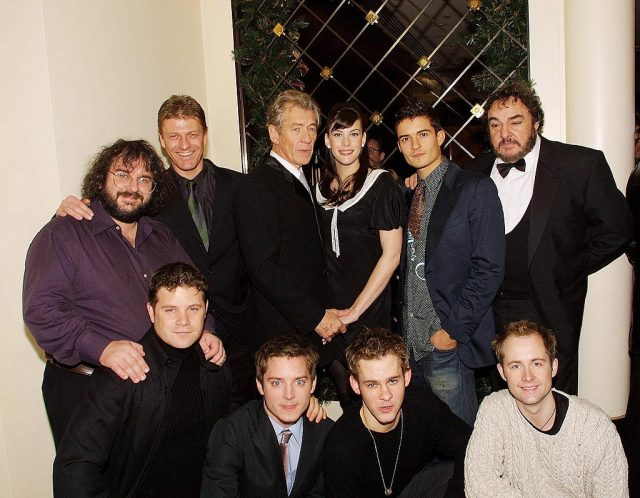 Cast of 'Lord of the Rings: The Fellowship of the Ring.'