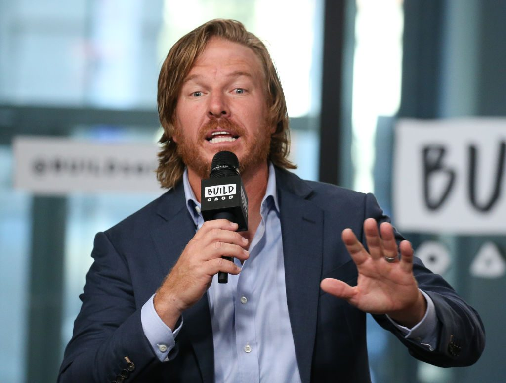 Chip Gaines|Rob Kim/Getty Images