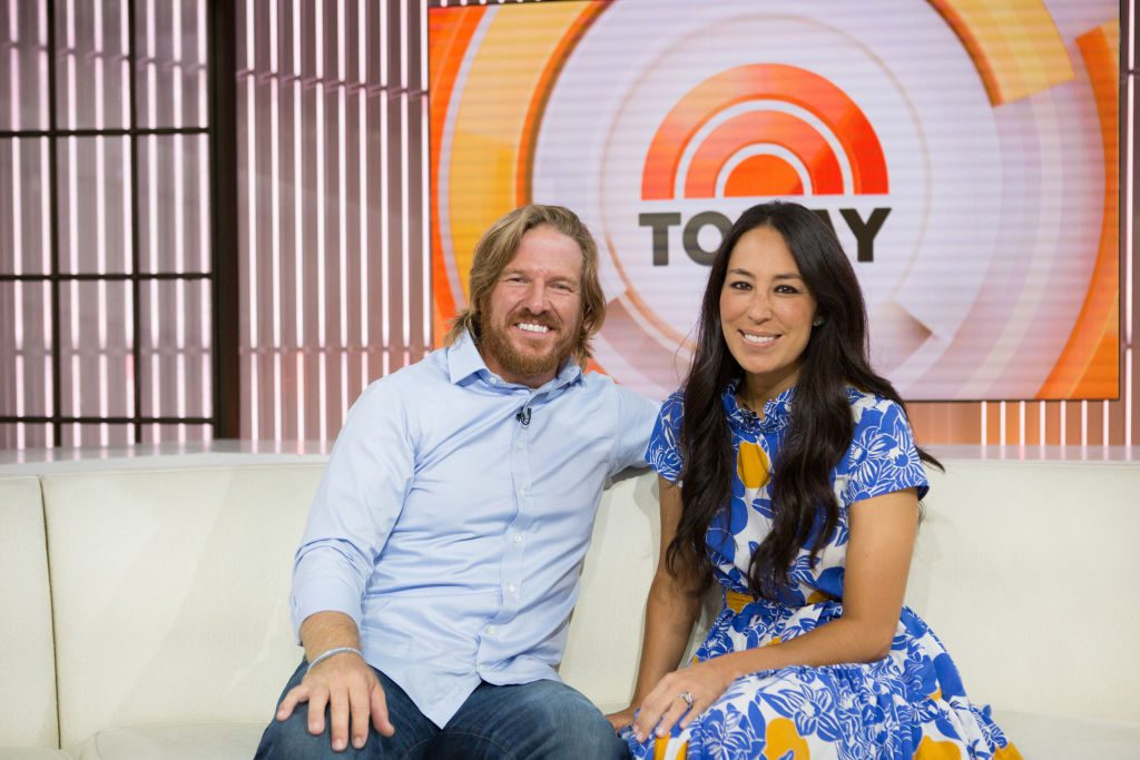 Chip and Joanna Gaines|Nathan Congleton/NBC/NBCU Photo Bank via Getty Images