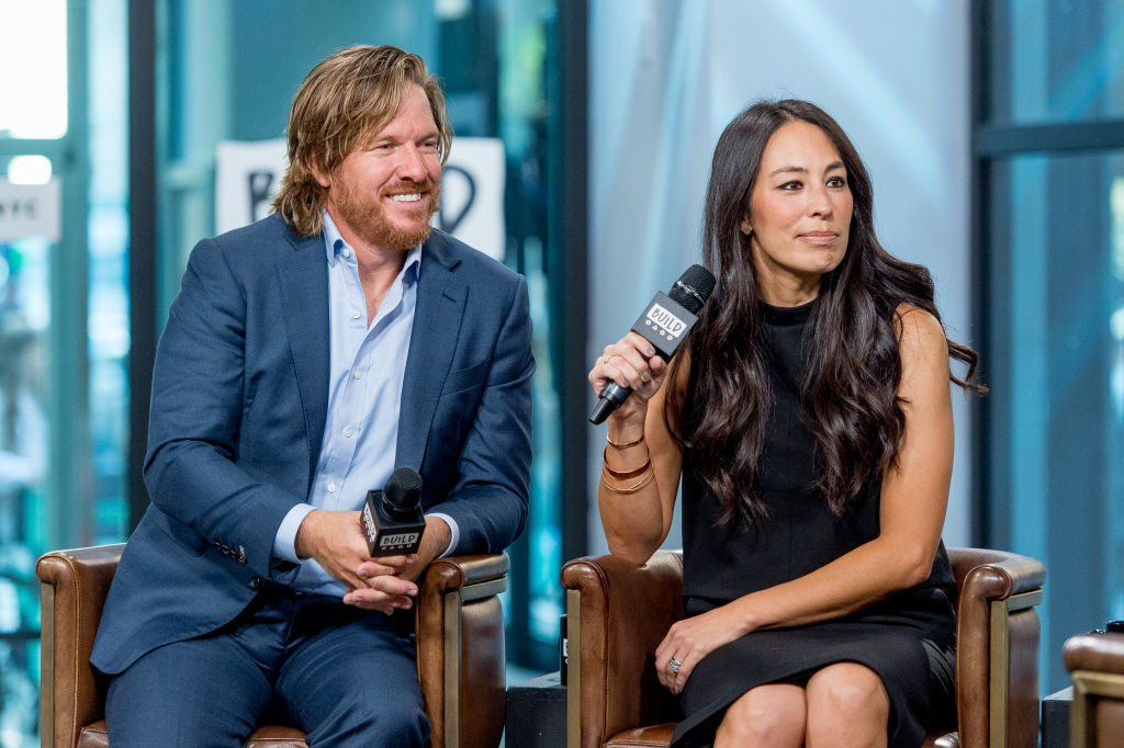 Chip and Joanna Gaines|Roy Rochlin/FilmMagic