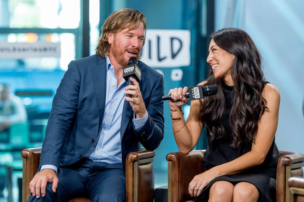 Chip and Joanna Gaines | Roy Rochlin/FilmMagic